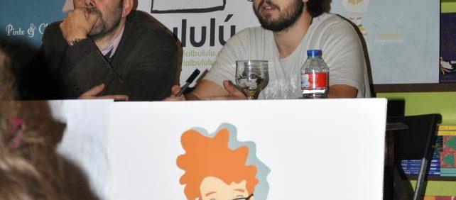 Kike Gómez autor.