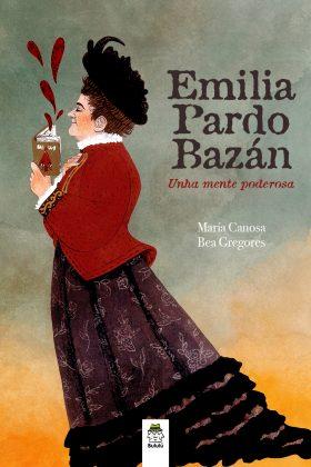 Portada Emilia Pardo Bazán GALL